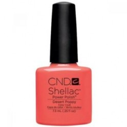 CND SHELLAC - DESERT POPPY - OPEN ROAD
