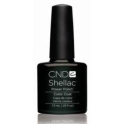 CND SHELLAC BLACK POOL 40518