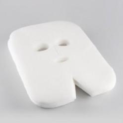 Maski zabiegowe włókninowe (100sztuk)