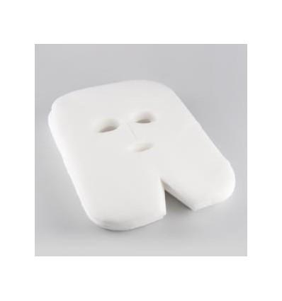 Maski zabiegowe włókninowe (50sztuk)