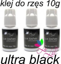 Klej do rzęs 10g ultra black #2707