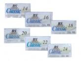 Klamry B/S Spange Classic rozm. 18mm, 10szt.
