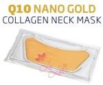 Hydrożelowa Maska Kolagenowa Na Szyję - Q10 Nano G