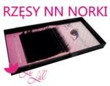 Rzęsy NE- Norki zestaw