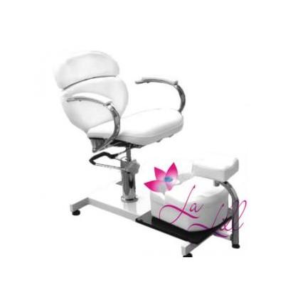 C Fotel kosmetyczny hydrauliczny SPA 2 z masażerem