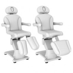 C Fotel kosmetyczny elektryczny 2w1 OPTIMA