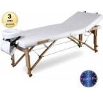 C Stół do masażu przenośny składany BASIC 2