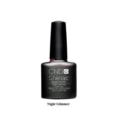 CND SHELLAC NIGHT GLIMMER