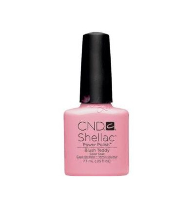 CND - SHELLAC BLUSH TEDDY