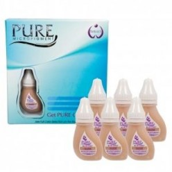BioTouch Makeup Pigment Pure Nude 6x3ml