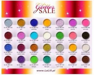 Brokat mix kolorów - PROMOCJA 2 w cenie 1