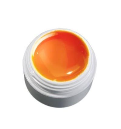 Color Gel  neonowy pomarańczowy żel, 5g