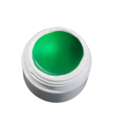 Color Gel neonowy zielony żel, 5g