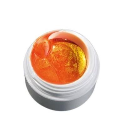 Color Gel  metallic pomarańczowy żel, 5g