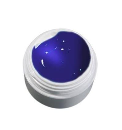 Color Gel  ciemno-niebieski żel, 5g