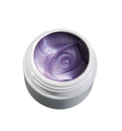 Color Gel  perłowy fioletowy żel, 5g