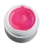 Color Gel różowy z perłami żel, 5g