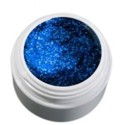 Color Gel niebiesko/brokatowy żel, 5g