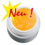 Color Gel perłowy pomarańczowy żel, 5g