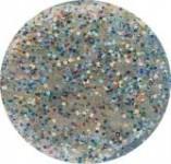 Akrylowy puder 5g srebrny z brokatem
