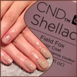 CND SHELLAC FIELD FOX 7,3ml