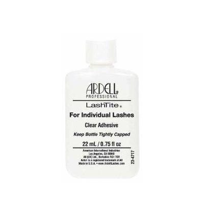 ARDELL Individual Adhesive Clear pojedyńcze 22ml