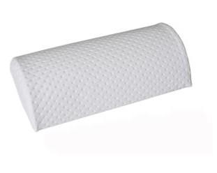 Poduszka wałek pod dłoń Pikowany Biały