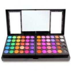 Rainbow Eyes profesjonalna paleta 180 cieni