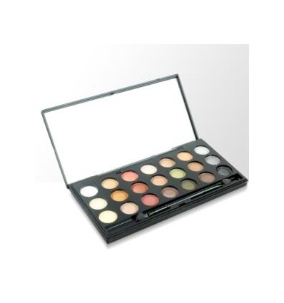 Rainbow Eyes profesjonalna paleta 21 cieni P21-02