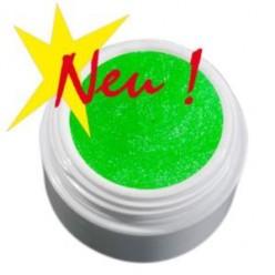 Color Gel  perłowy jasno-zielony żel, 5g