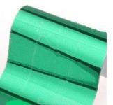 Folia transferowa zielona 1metr