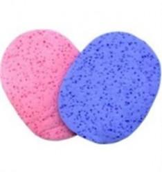 Gąbka do demakijażu i mycia duża Mix kolorów