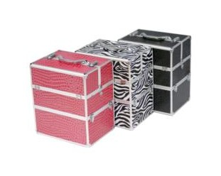 KUFER NS06A Croco Black, Croco Pink, Zebra