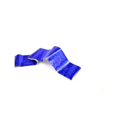 Folia transferowa niebieska 1metr