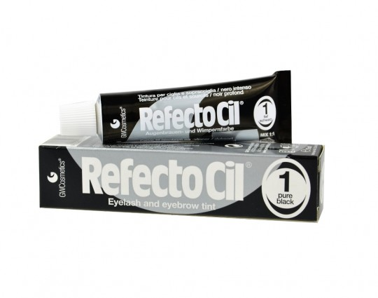 Refectocil Henna do rzęs i brwi 15ml czarna