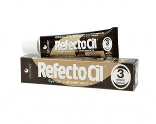 Refectocil Henna do rzęs i brwi 15ml brązowa #905