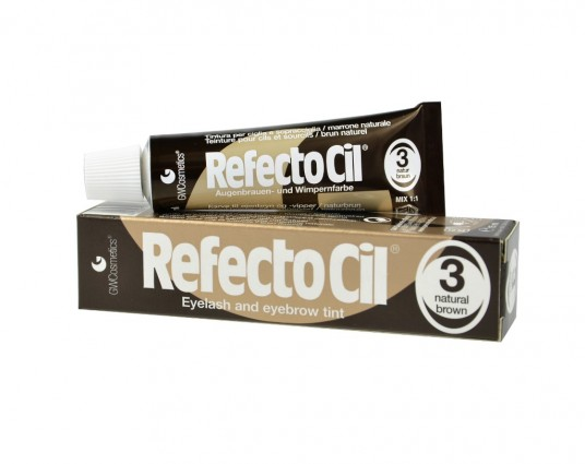 Refectocil Henna Do Rzęs I Brwi 15ml Brązowa 905