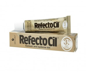 Refectocil Henna do rzęs i brwi 15ml Light Brown