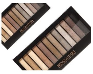 Makeup Revolution Paleta cieni ICONIC 2