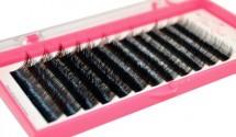 Rzęsy z norek MINK Z14 2.0J 7-15mm
