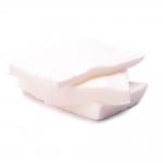 Chusteczki kosmetyczne gładkie 15x10 (100 szt.)