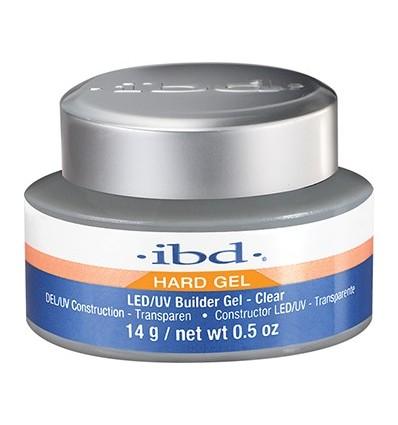 Żel UV IBD Builder clear 14g