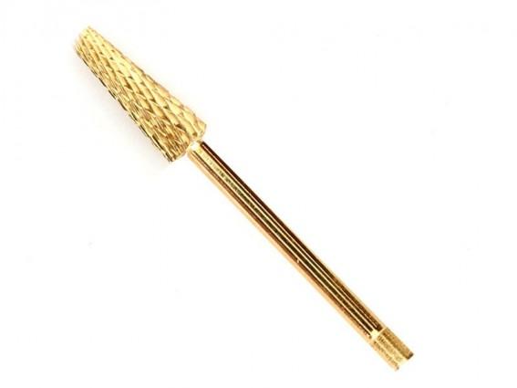 Frez karbidowy złoty A9
