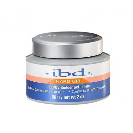 IBD LED/UV Builder Gel Clear 56g LED - przeź.