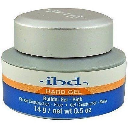 Żel UV IBD Strong Builder pink 14g
