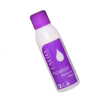 Aceton kosmetyczny do usuwania  hybrydy zelu 100ml