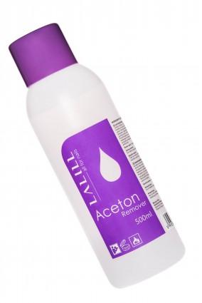Aceton kosmetyczny do usuwania hybrydy zelu 500 ml