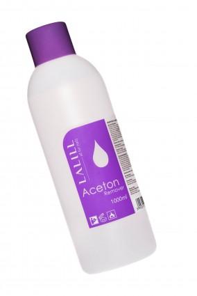 Aceton kosmetyczny do usuwania hybrydy zelu 1000ml