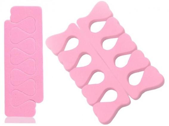 Separatory różowe - 1 para #2205