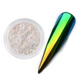 Aurora Pyłek Puder Efekt Polarnej Zorzy kolor 8
